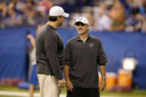 Grigson and Pagano discuss the roster